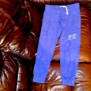 Women's size XS Nike old school pants